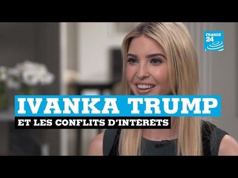 Ivanka Trump et les conflits d'intérêts