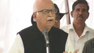 L K Advani One Rank One Pension Part 1
