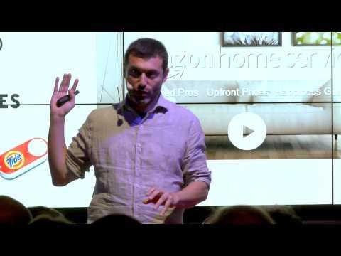Los retos de la economía colaborativa | Albert Cañigueral | TEDxBarcelonaSalon