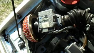hks super power flow air filter