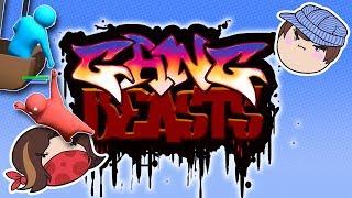 Repeat youtube video Gang Beasts - Steam Train