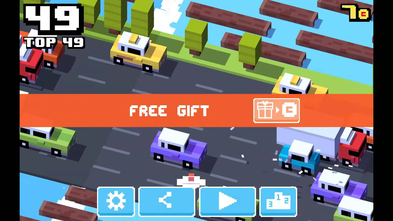 Crossy Road - Apps on Google Play