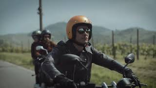 Moto Guzzi V9 2018 - Bobber and Roamer - official video