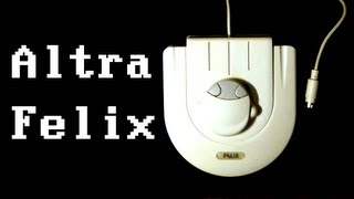 LGR Oddware - Altra Felix Pointing Device