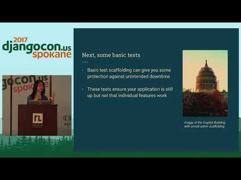 DjangoCon US 2017 -  Live Long and Refactor by Sana Javed