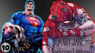 Top 10 Superhero Failures Who Should Quit