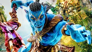AVATAR Final Battle Boss Fight Scene - James Cameron's Avatar The Game