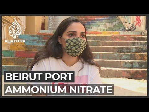 Lebanon: Over 4 tonnes of ammonium nitrate found near Beirut port