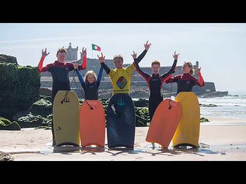 Portugal: Family Holidays - Bodyboard-Holidays
