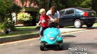 V8 Supercharged Go Kart
