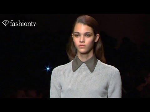 Pauline Hoarau: Top Model at Spring/Summer 2013 Fashion Week   FashionTV