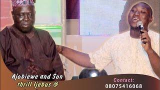 Ajobiewe and Son Thrill IJEBUs at Yoruba Celebration