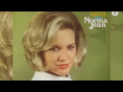 Norma Jean - I've Got A Tiger By The Tail
