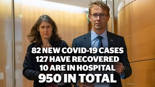Coronavirus: 82 New Cases, 127 Have Recovered, 10 Are In Hospital, 950 In Total | Nzherald.co.nz