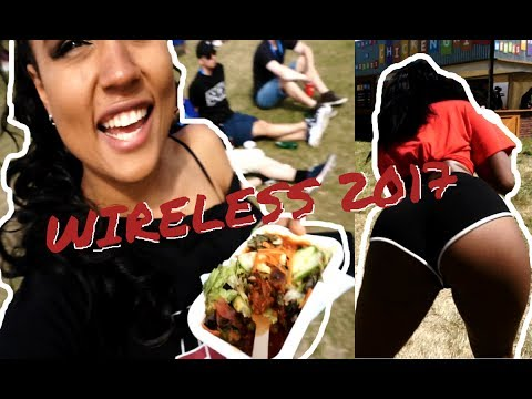 Wireless Festival 2017 London With Tone And Twerk VLOG