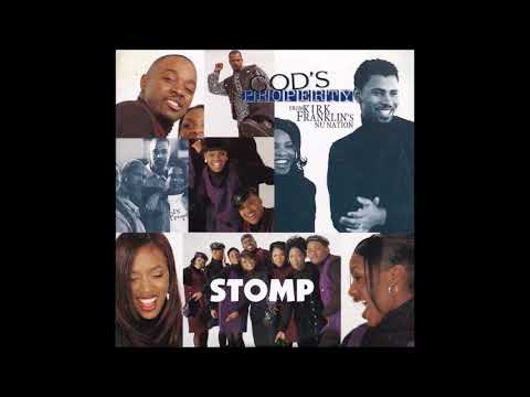God's Property From Kirk Franklin's Nu Nation - Stomp (Booker T Spiritual House Mix)