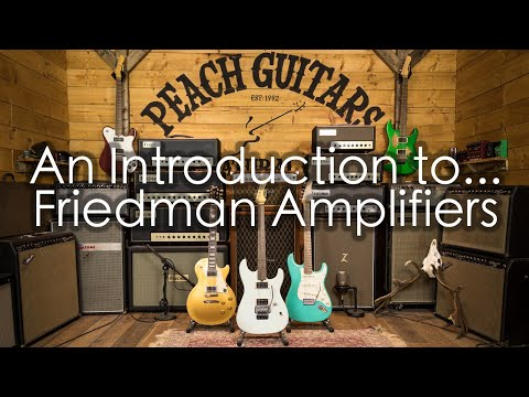 An Introduction To... Friedman Amplifiers Pt:1