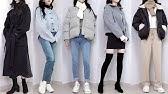 (eng/esp/vnm/idn/jpn/chn) Winter Fashion Haul 겨울옷 패션하울 & 초겨울 데일리룩 / 대학생 코디   Minjeong Park