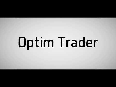 Optim Trader Full Auto  Expert Advisor -  Live Trading Video 1
