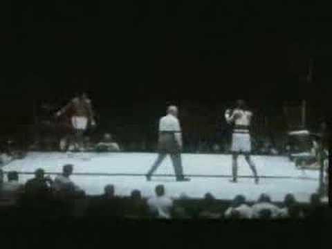 Muhammad Ali vs Laila Ali commercial