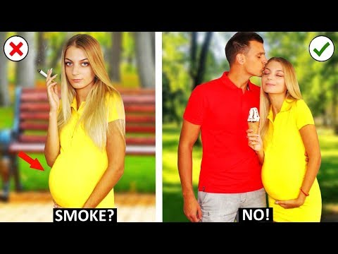 Simple Life hacks! How to quit Smoking and More Outfit DIY