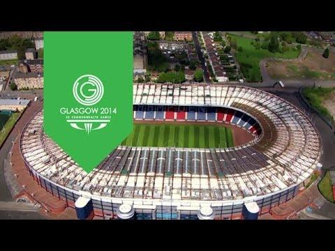 Hampden Park Transforms For 2014 | Made In Glasgow
