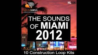 The Sounds of Miami 2012 - House Producer Sample Pack Mp3