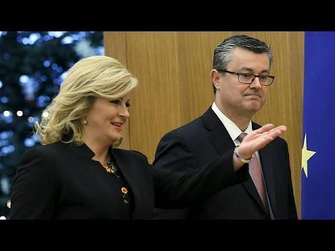 Tihomir Oreskovic nominated as Croatia's prime minister-designate