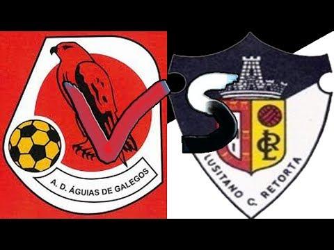 ÁGUIAS DE GALEGOS VS LUSITANO RETORTA (TAÇA AGRIVAL)