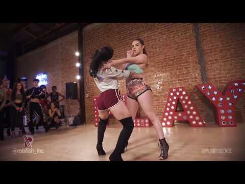 Lizzy Friedman & Brinn Nicole | I Kissed A Girl - Katy Perry | Brinn Nicole Choreography