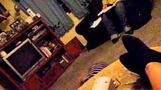 Thomas Dancing part 1