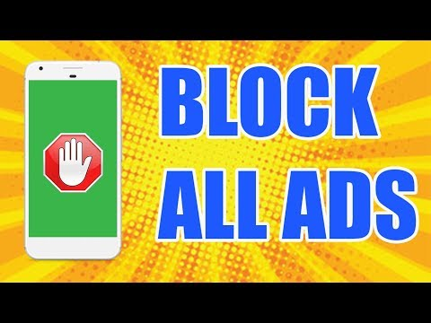 How To Block ALL Ads On Android Without ROOT