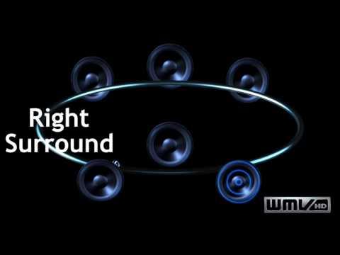 51 Surround Audio Test