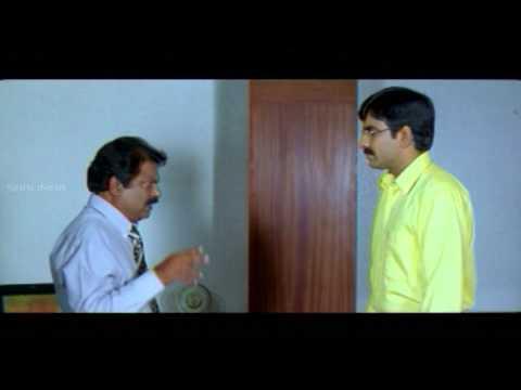 Itlu Sravani Subramanyam Movie   Comedy Between Ravi Teja & Dharmavarapu Subramanyam