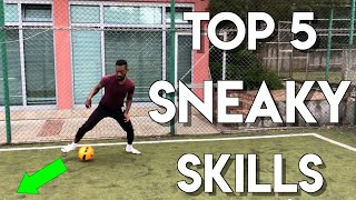5 EASY WAYS TO SNEAK OUT OF TIGHT SPACES IN SOCCER