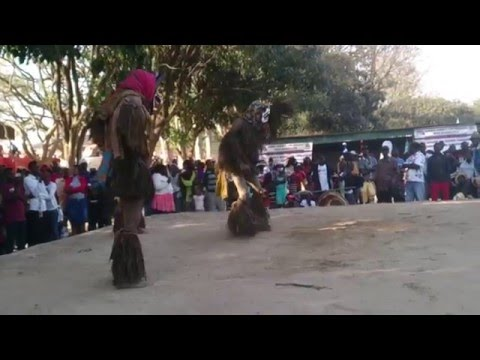 Nyau Dancers from Eastern Zambia