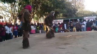 Nyau Dancers from Eastern Zambia