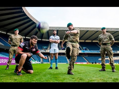 Scottish Rugby aims to harness 'Commando Mindset'