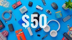50 Gadgets under $50