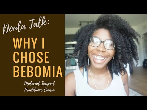 Doula Talk: Why I chose Bebo Mia for my certification, A Honest Review