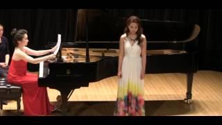 Soprano, Yujin Kim/ Georges Bizet Ouvre ton Coeur