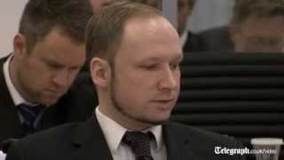 Norway massacre survivor: Anders Behring Breivik is getting 'progressively frustrated'