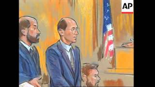 USA: GEORGIAN DIPLOMAT PLEADS GUILTY TO MANSLAUGHTER CHARGE
