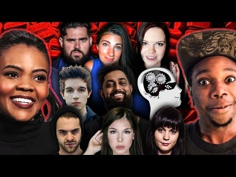 The Red Pill Black (Candace Owens) Controversy ft. Andywarski, Blaire White and MORE