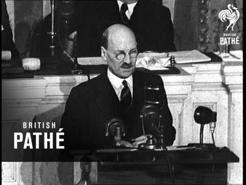 Attlee In Us (1945)