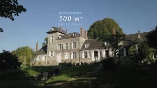 Maison de prestige à vendre, Orléans, 500m2, 2ha, 1h30 de Paris