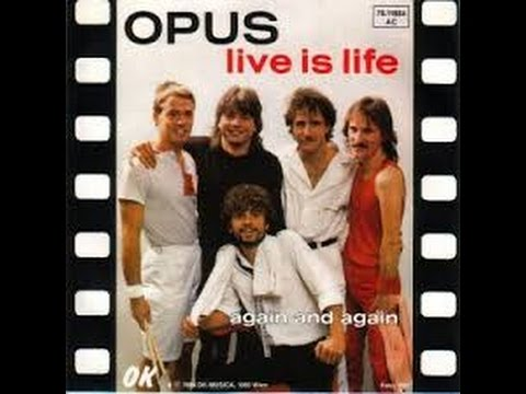 Opus Live Is Life Up And Down