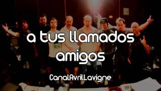 Simple Plan - Freaking Me Out feat. Alex Gaskarth (Traducida Al Español)