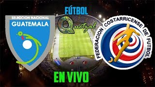 Guatemala vs Costa Rica 22.3.19