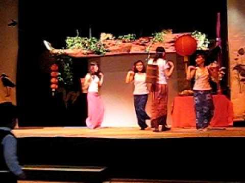 Tieng chay tren soc Bom Bo - Binic 2007